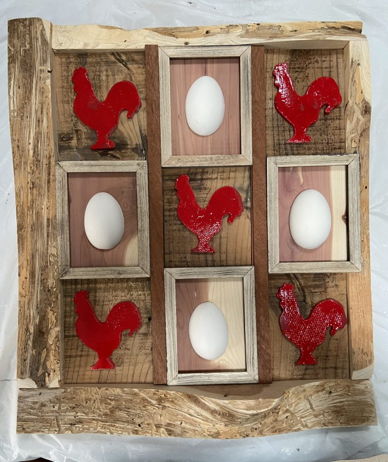 Chicken or the Egg? Quilt