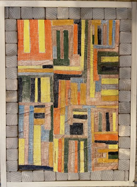 Gee's Bend Inspiration Quilt