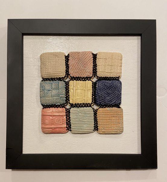 Sewn Textured Quilt