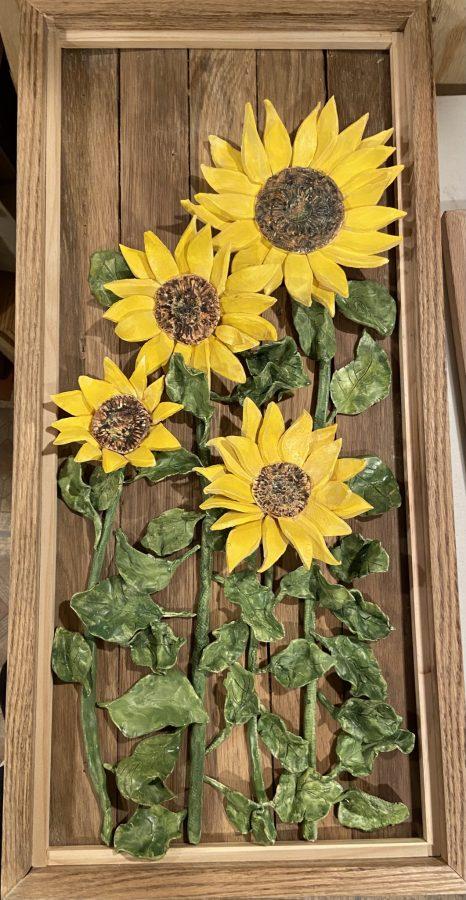 Simon's Sun Flowers