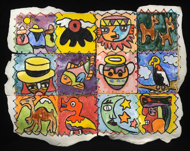 Peruvian Quilt