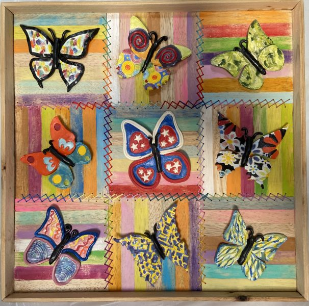 Butterfly Quilt