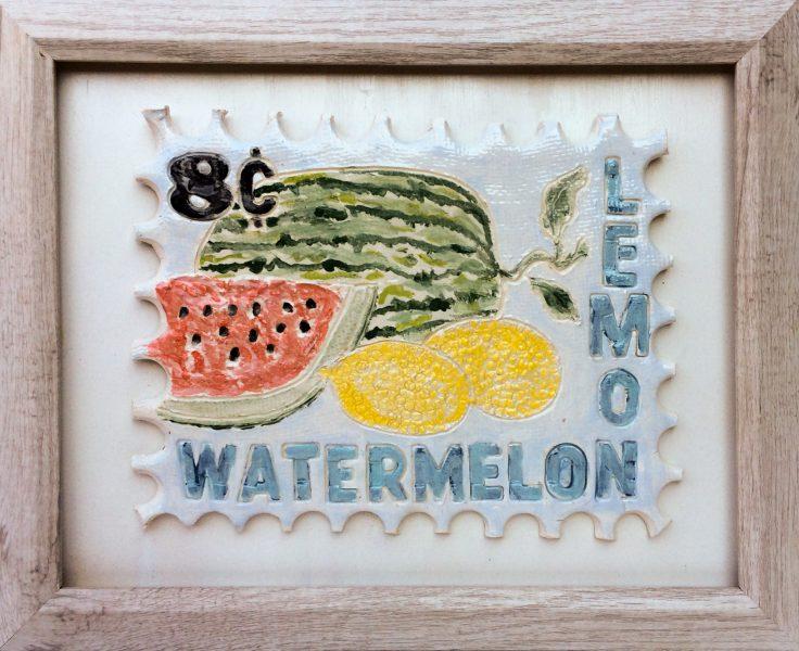 Watermelon and Lemon