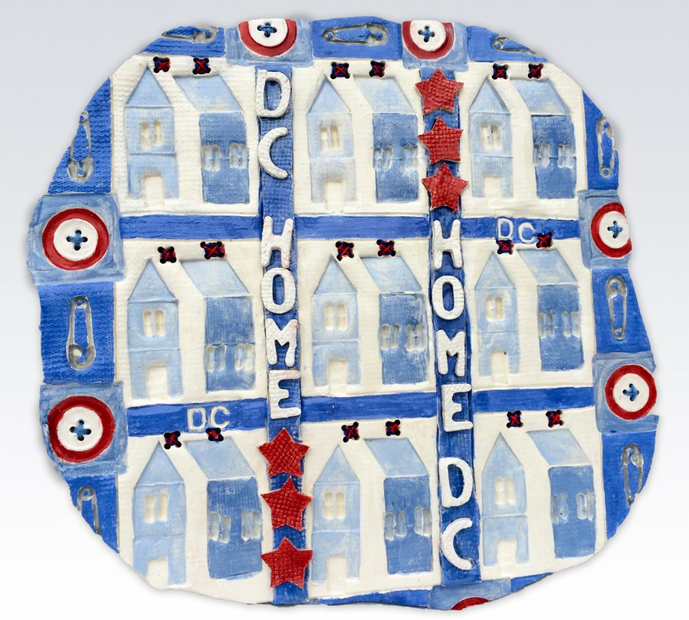 DC is Home Quilt