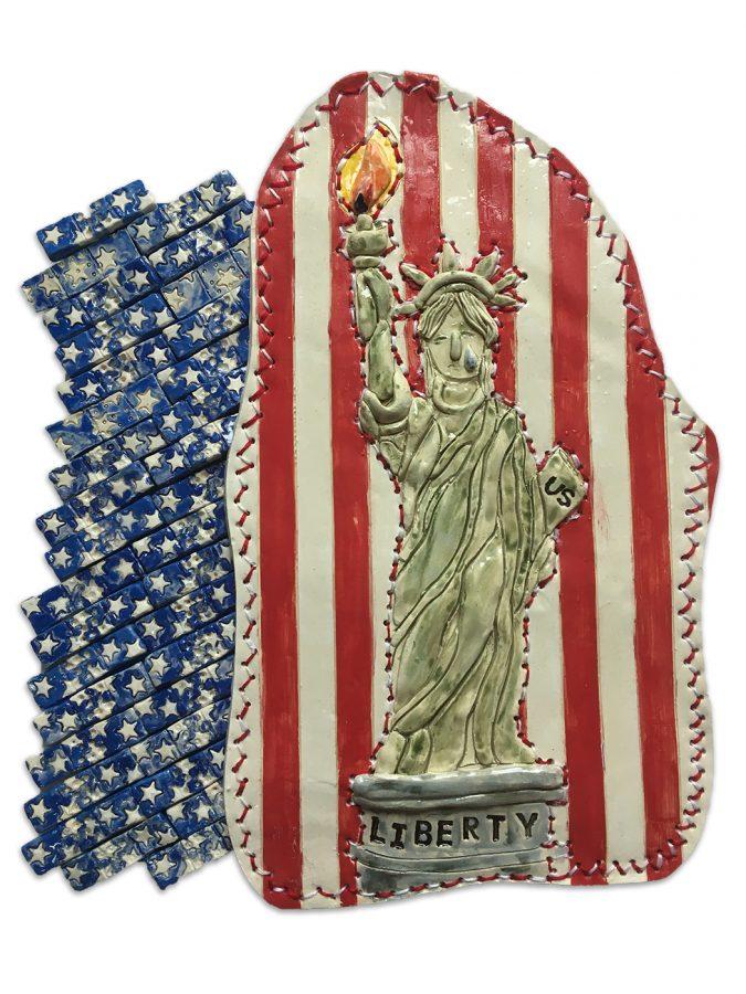 Ms Liberty Weeps