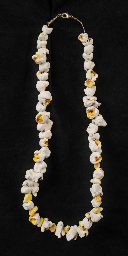 Popcorn Necklace