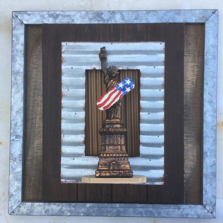 Lady Liberty Weeps