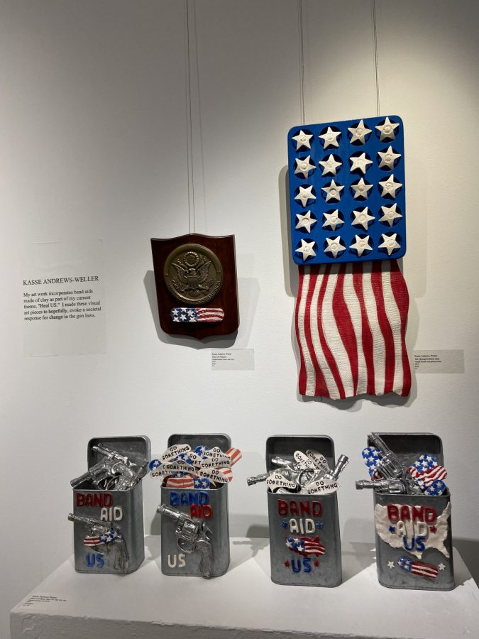 Solo Show, Bender Art Gallery, Jewish Community Center, Rockville, Maryland.jpg2